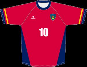FC ALIADO FPファーストユニフォーム シャツ