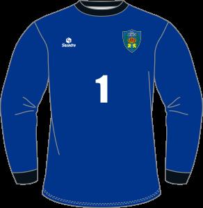 FC ALIADO GKファーストユニフォーム シャツ
