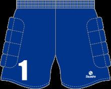 FC ALIADO GKファーストユニフォーム パンツ